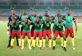 Under 17 Lions of Cameroon