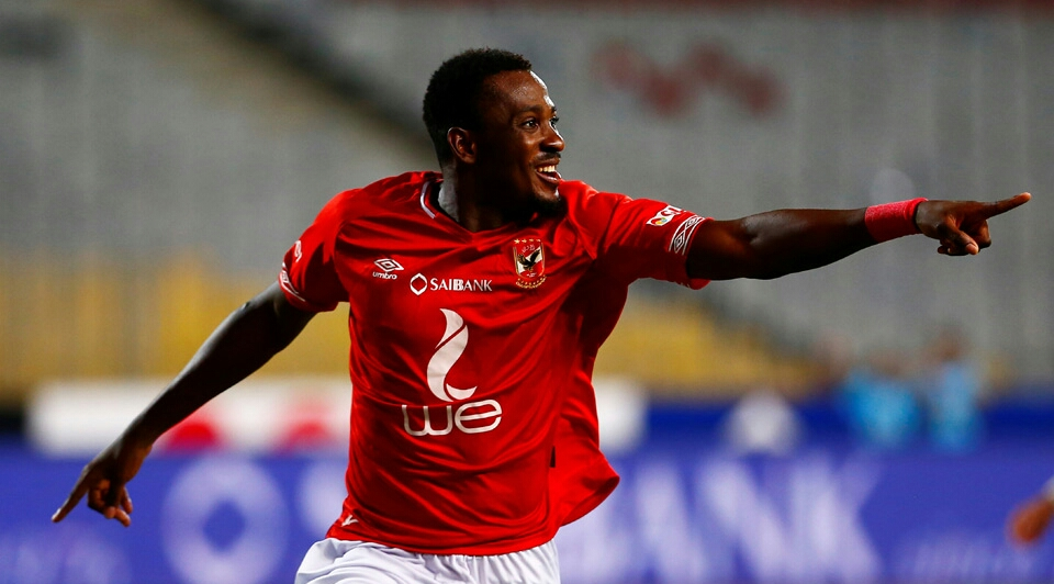 """Junior Ajayi: """"Esperance of Tunis made me cry, but they have paid back""""    KICK442"""